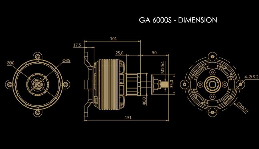 GA6000S
