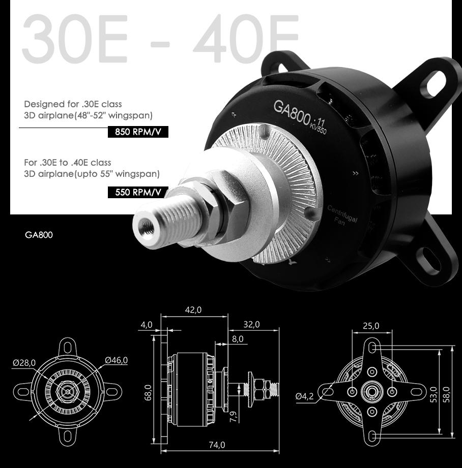 GA800