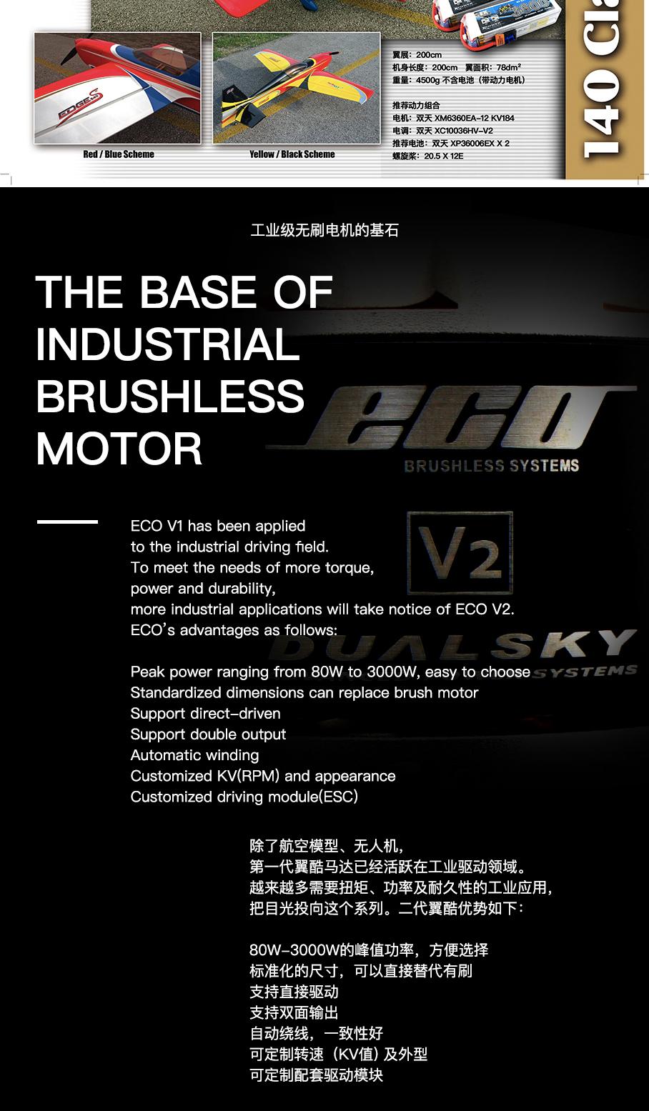 ECO Motors 20